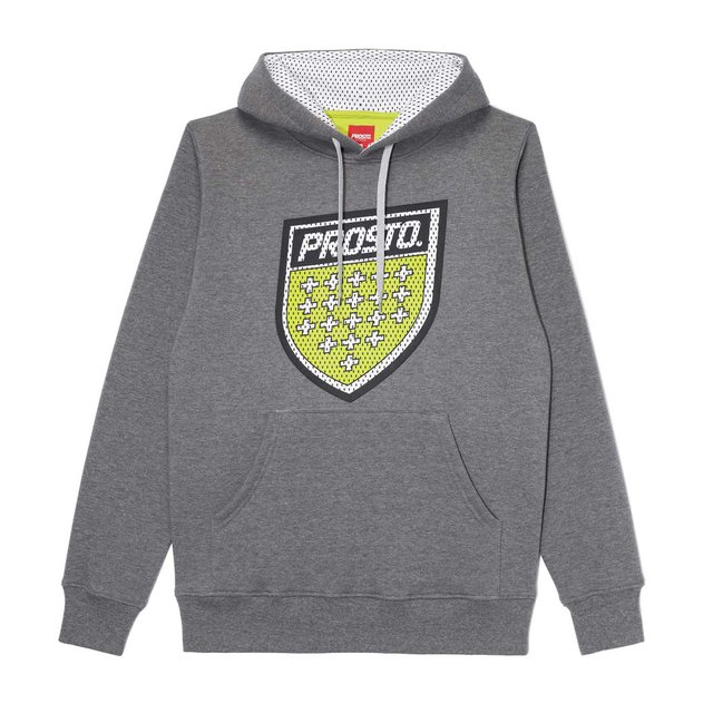 HOODIE SURROUND CONCRETE GREY