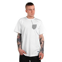 EL T-SHIRT HOOK WHITE-GRAY