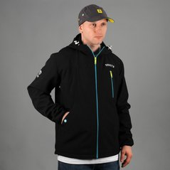 ST SOFTSHELL SET BLACK
