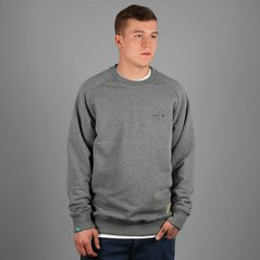 SWEATRACK MEDIUM HEATHER GREY