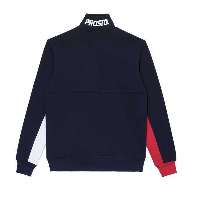 CREWNECK COLLAR NAVY