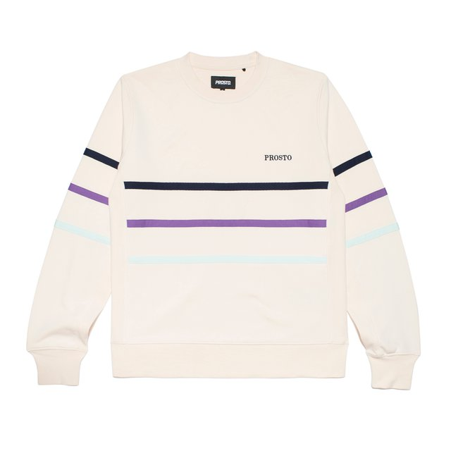 CREWNECK KINDERGARDEN CREAM