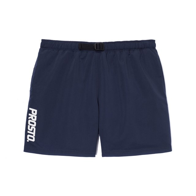 SWIM SHORTS TROPICAL NIGHT BLUE