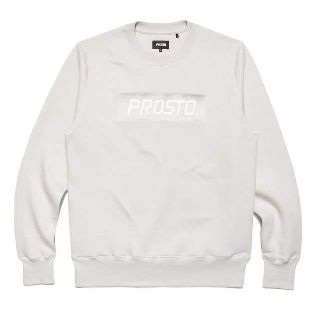 CREWNECK TRADITION LIGHT BEIGE