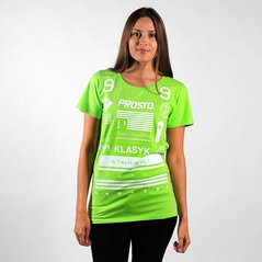 F.KL TEE TAPE FLUO GREEN