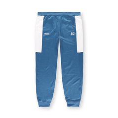 TRACKPANTS BENZ BLUE