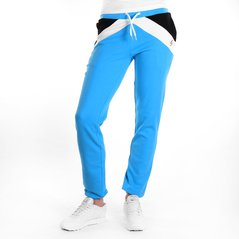 F.ST PANTS ALL TENNIS BLUE