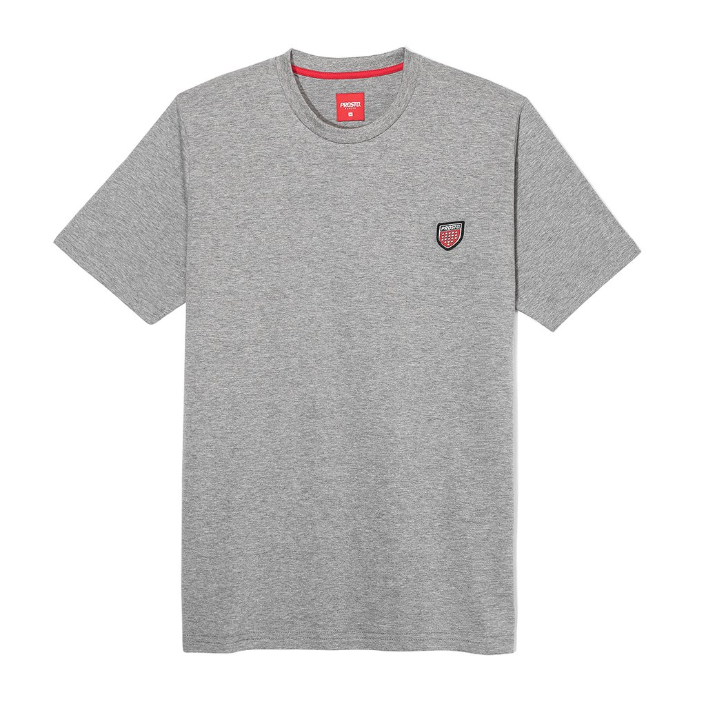 BASIC MEDIUM HEATHER GREY
