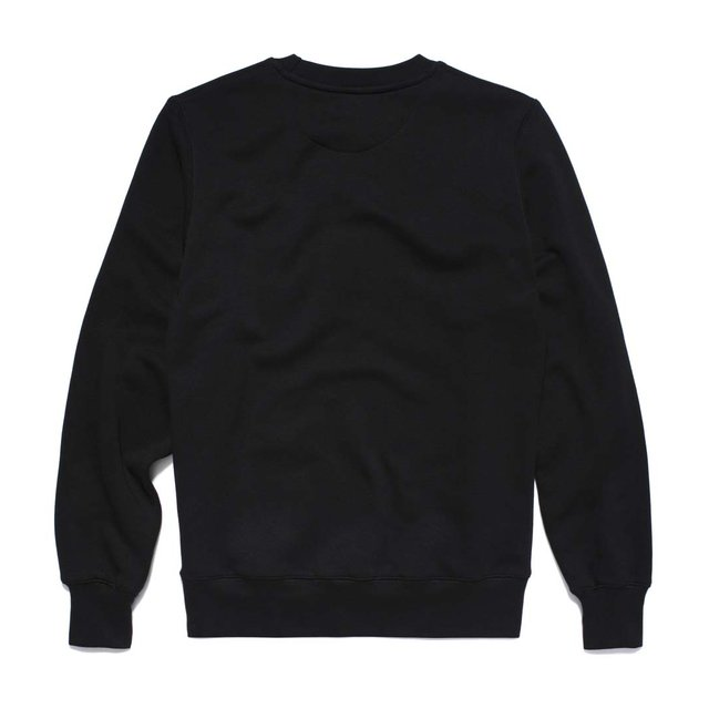 CREWNECK POWER BLACK