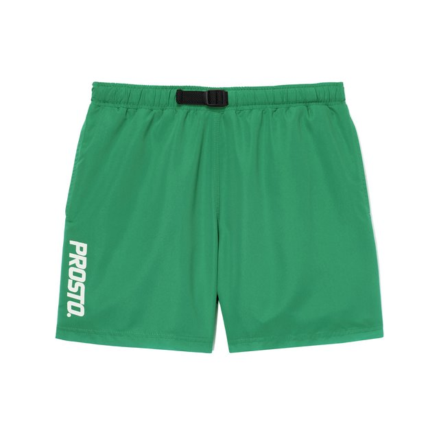SWIM SHORTS TROPICAL SPRING GREEN