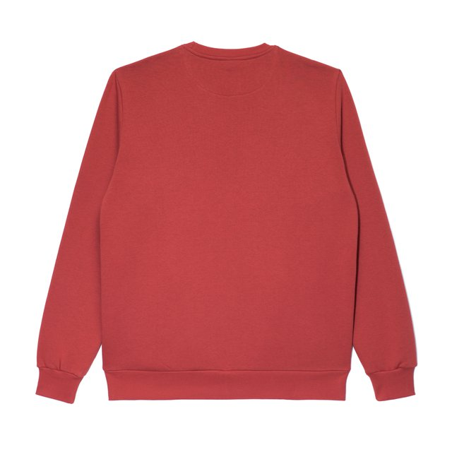 CREWNECK INZIDE BORDO