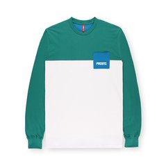 LONGSLEEVE POCKETO DARK GREEN