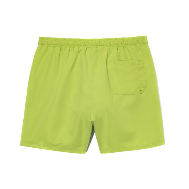 SWIM SHORTS TROPICAL GREEN
