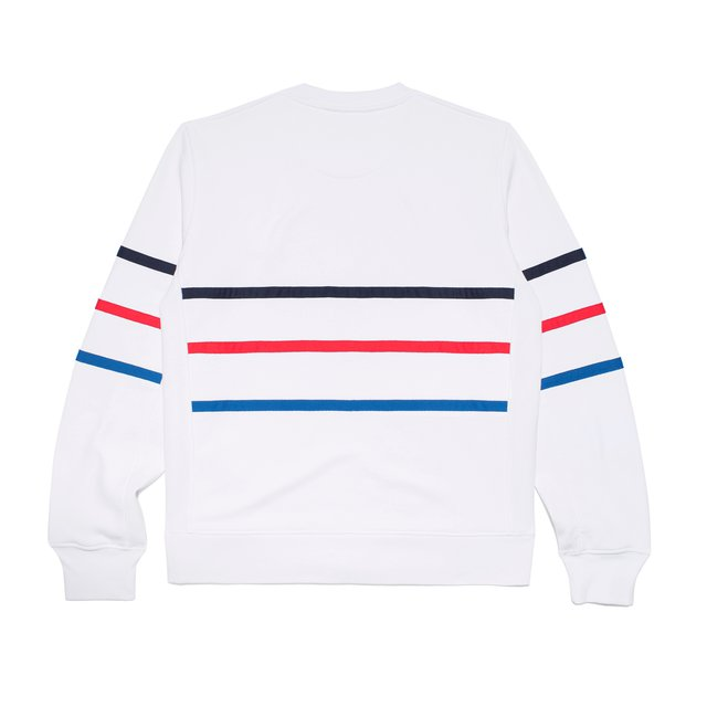 CREWNECK KINDERGARDEN WHITE