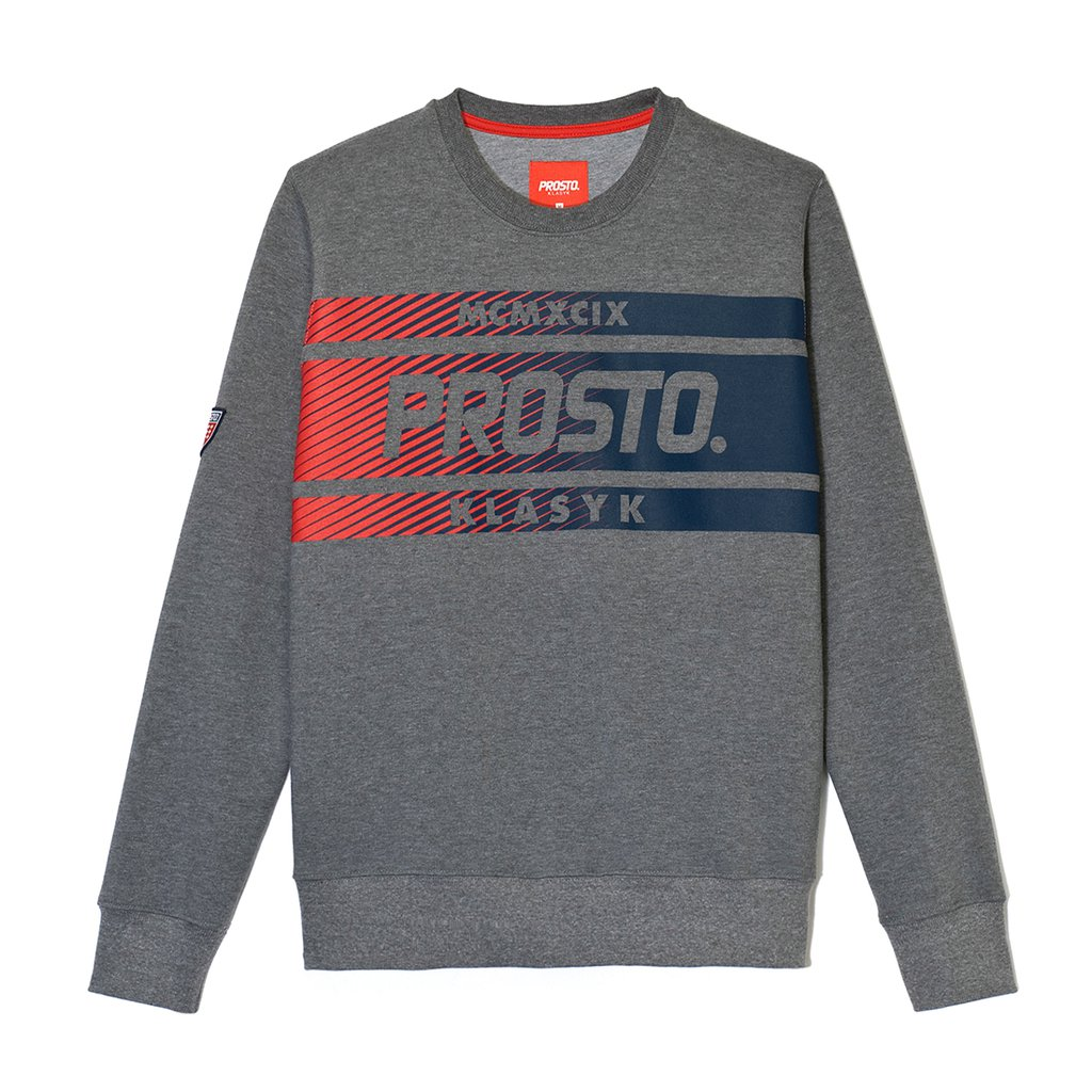 FOOTBALL MEDIUM HEATHER GREY
