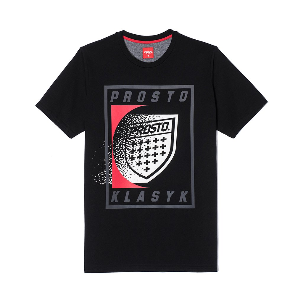 TSHIRT STAMP BLACK
