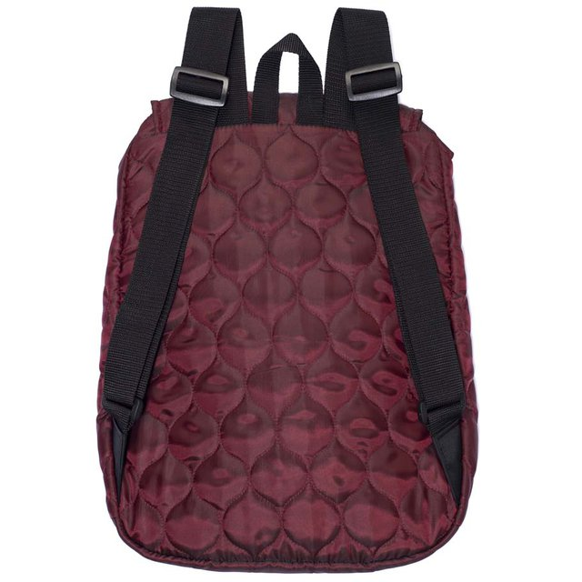 SOFT BACKPACK REALLY MAROON