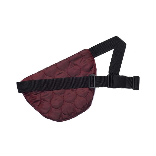 BELT BAG REALLY MAROON