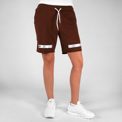 F.ST SHORTS PROOF BROWN