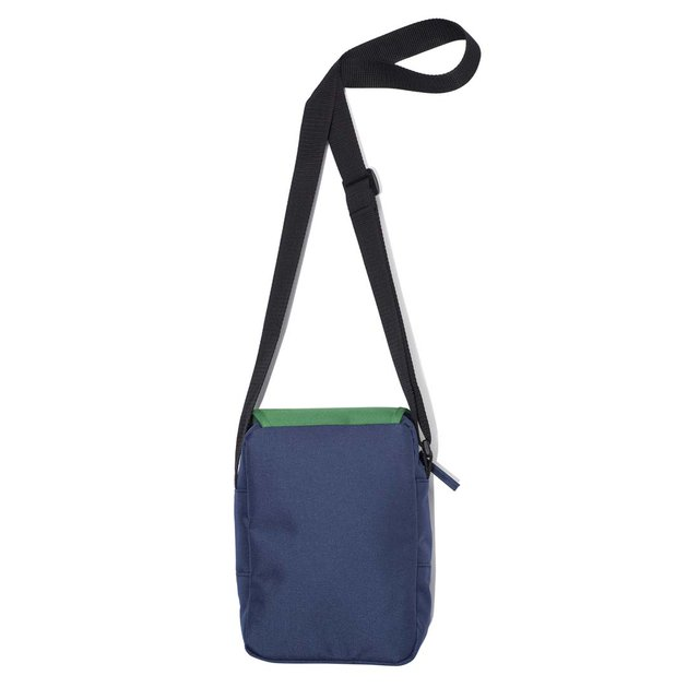 MEN BAG PURSE NIGHT BLUE