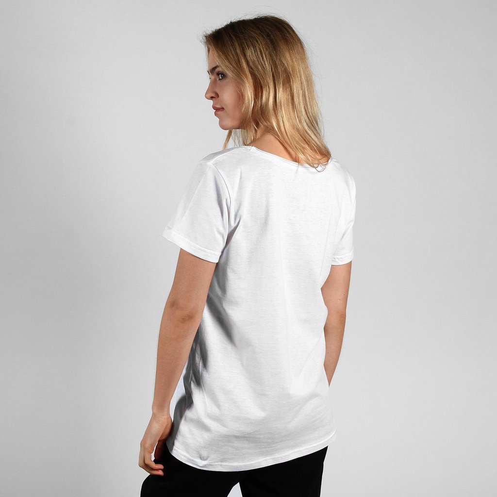 TEE ANCHOR WHITE