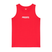 TANKTOP LOGO V RED