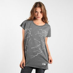 F.EL TEE CONSTELATION MEDIUM HEATHER GREY