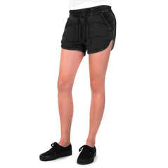 F.EL SHORTS WASHED BLACK