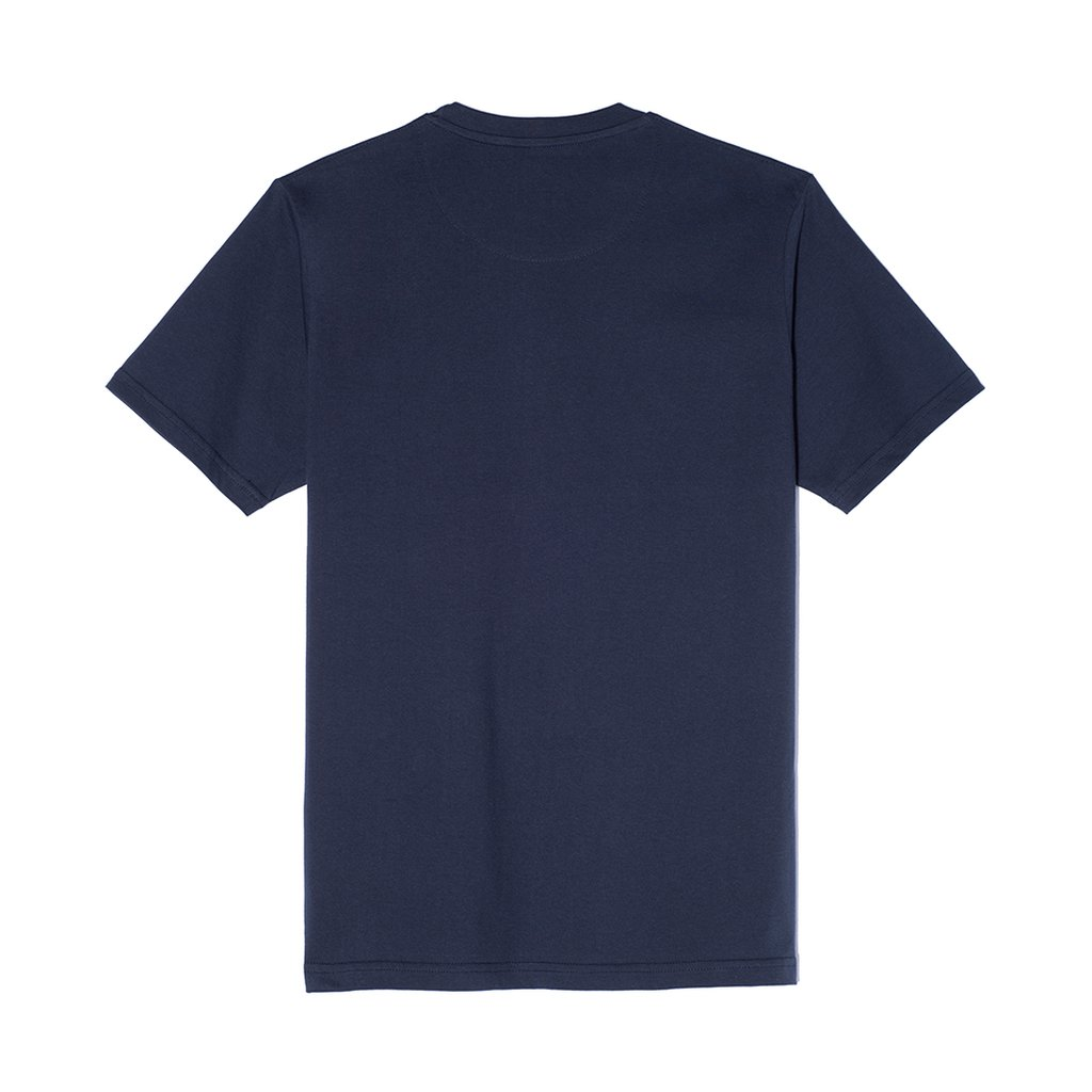 TSHIRT STAMP NAVY