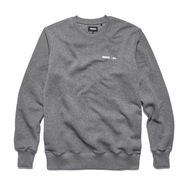 INTERNATIONAL SWEATSHIRT GRAY