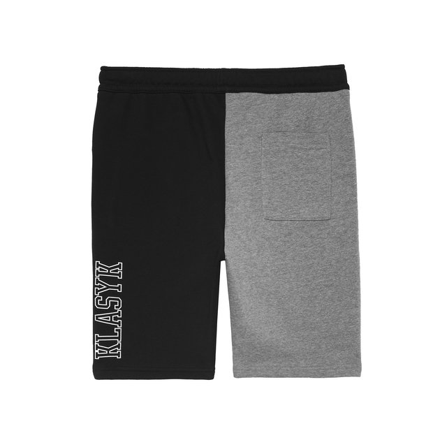 SHORTS SHOT GREY/BLACK