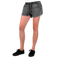F.EL SHORTS WASHED GREY