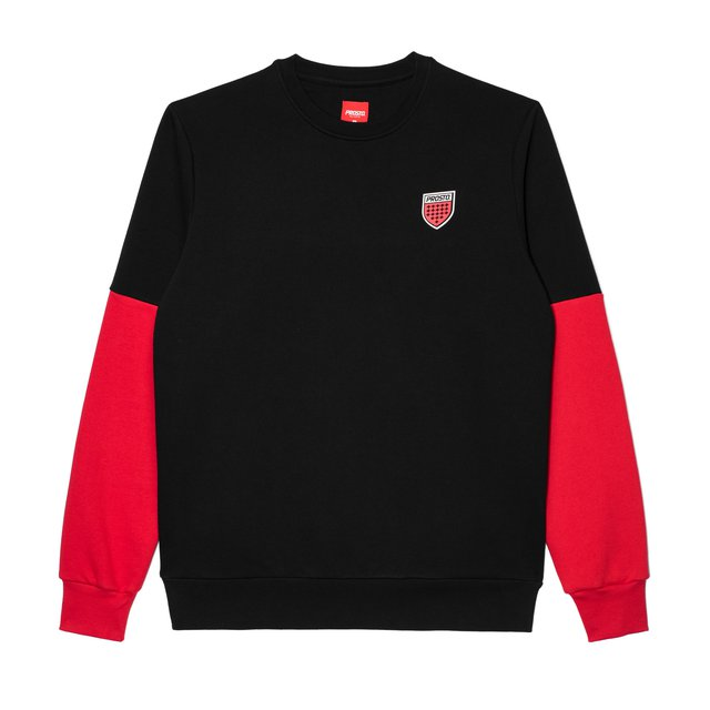 CREWNECK BACKLOG BLACK