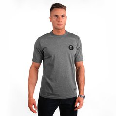 KL T-SHIRT TRIBE MEDIUM HEATHER GREY