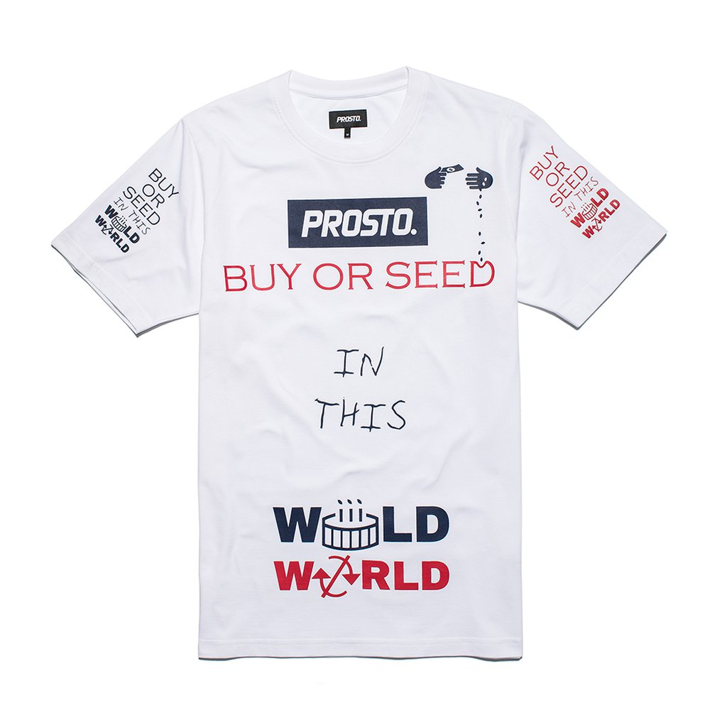 BUY OR SEED WHITE
