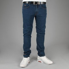 KL JEANS STRAIGHT BLUE