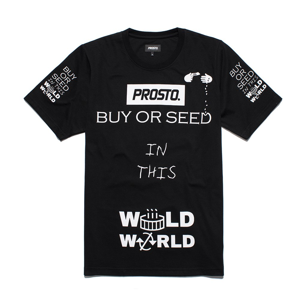 BUY OR SEED BLACK