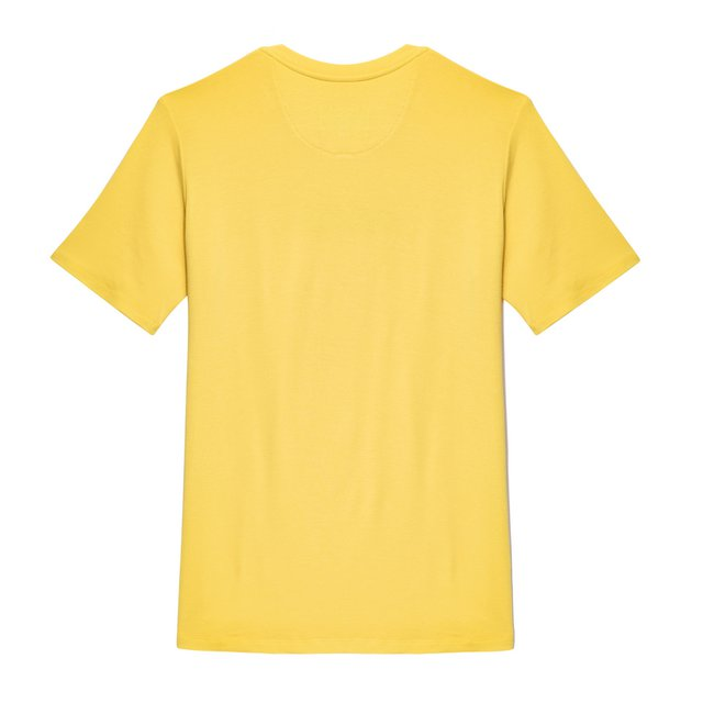 TSHIRT RACE YELLOW