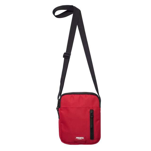 STREETBAG DEFT RED