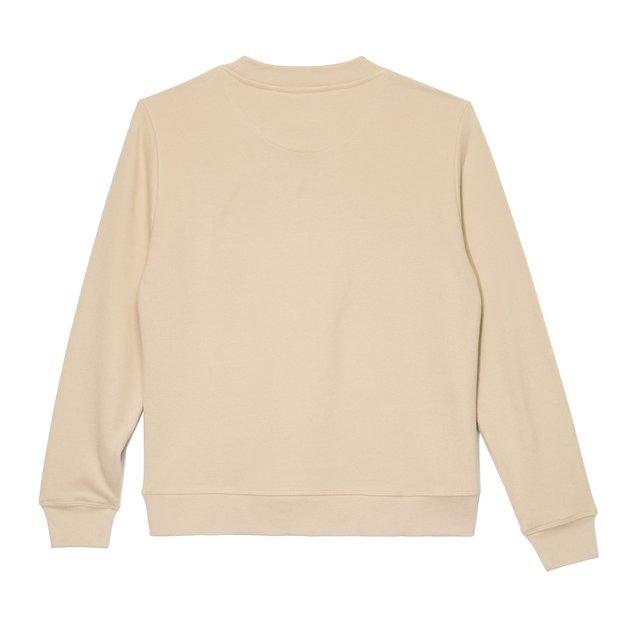 CREWNECK ROYAL BEIGE
