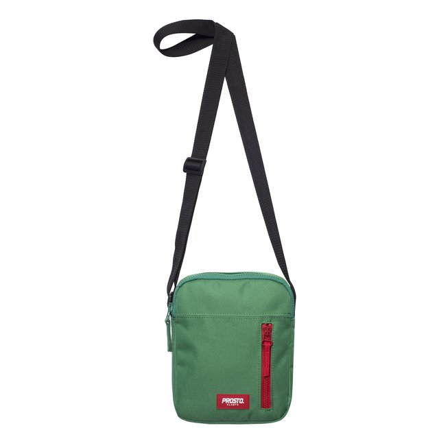 STREETBAG DEFT DARK GREEN