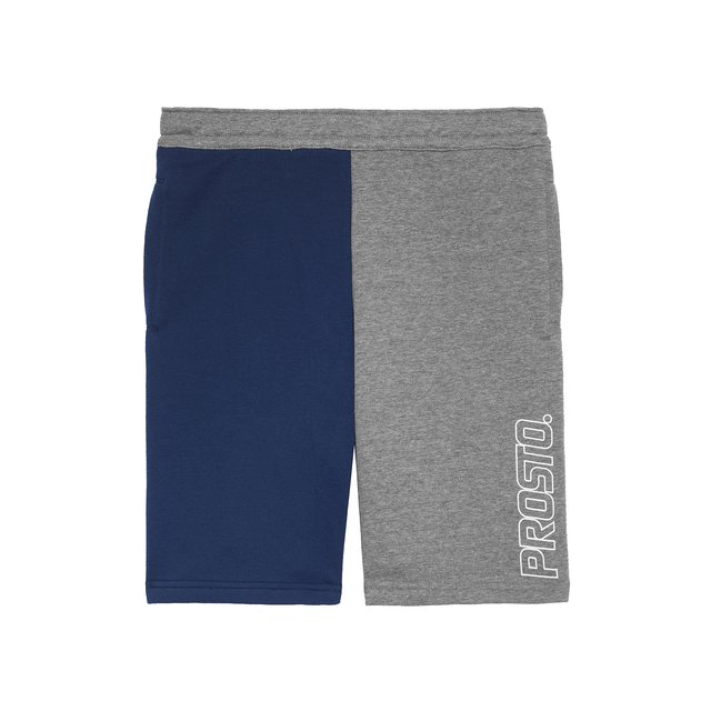 SHORTS SHOT DARK BLUE/GREY