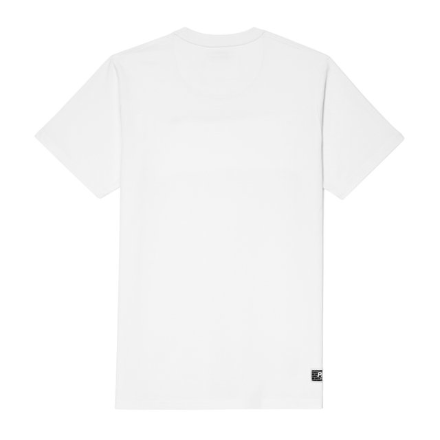 TS BRICK LOGO WHITE