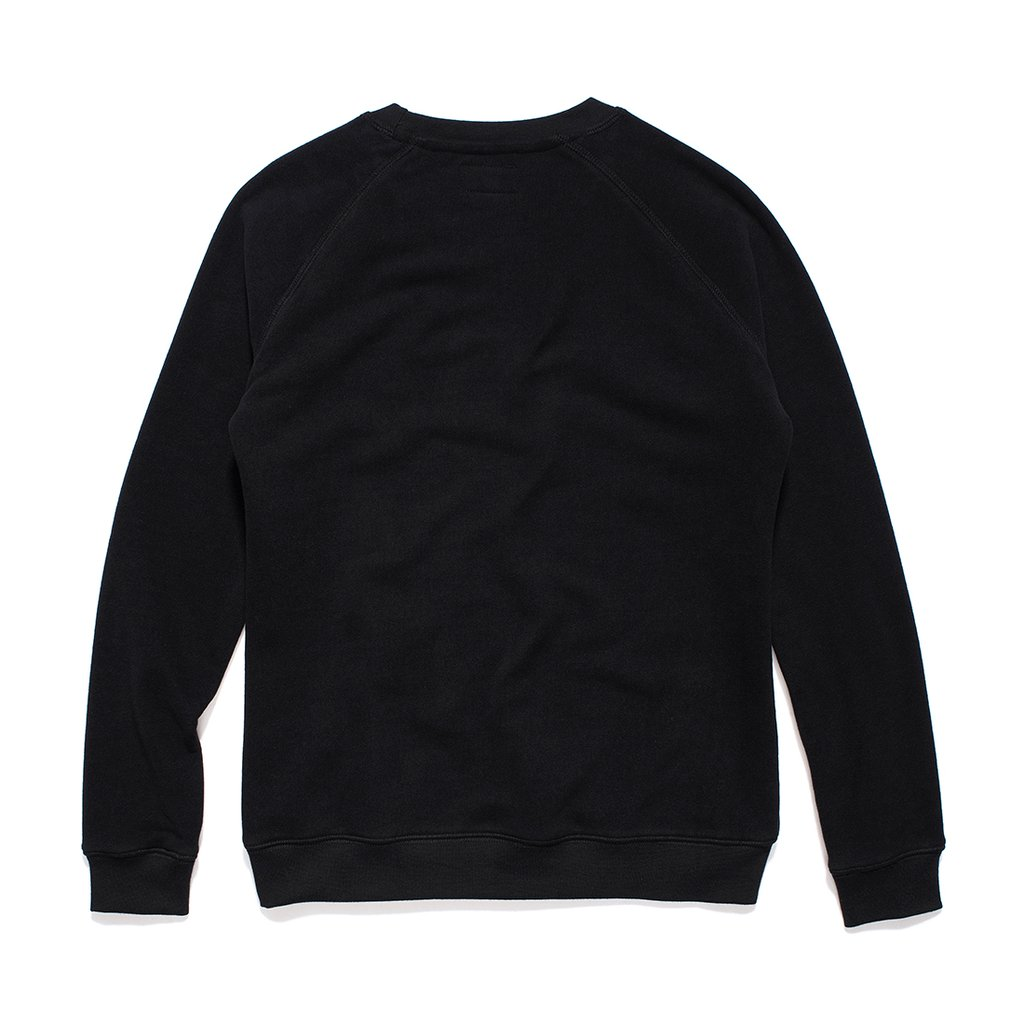 CREWNECK FATTY BLACK