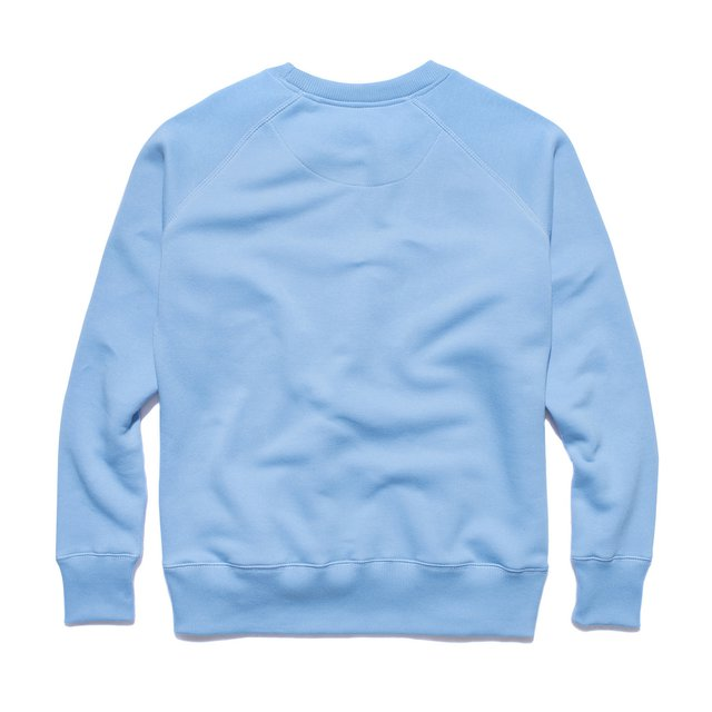 INTERNATIONAL SWEATSHIRT BLUE