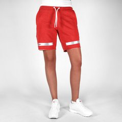 F.ST SHORTS PROOF RED HEATHER