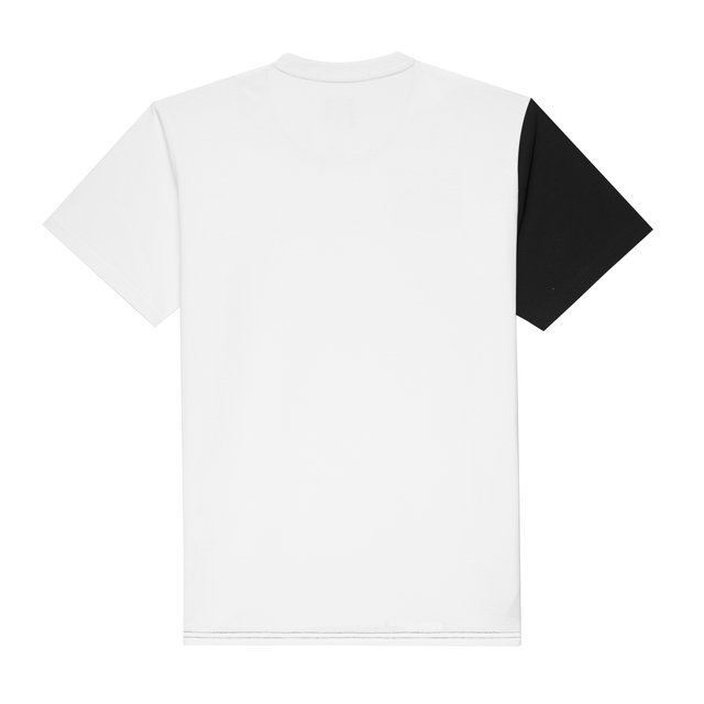 T-SHIRT CIAH BLACK/WHITE