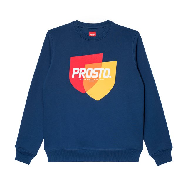CREWNECK MERG DARK BLUE