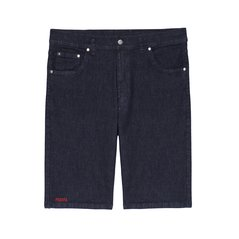 JEANS SHORTS DIRECT DARK BLUE