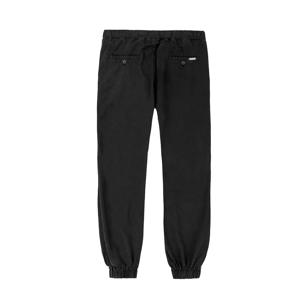 CHINO JOGGER ACID BLACK